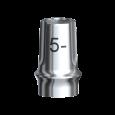 Snappy Abutment 5.5 Brånemark System RP 2 mm