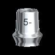 Snappy Abutment 5.5 Brånemark System WP 2 mm